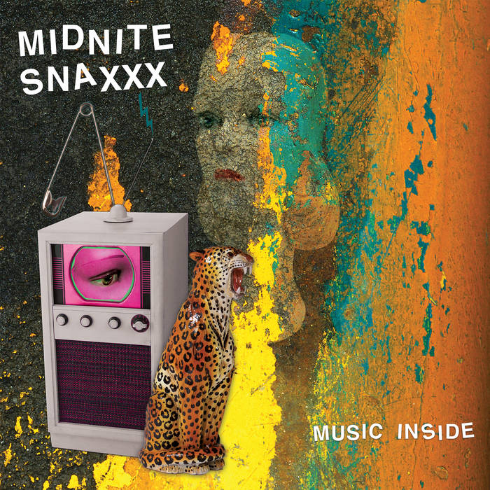 "MIDNITE SNAXXX - ""Music Inside"" LP"